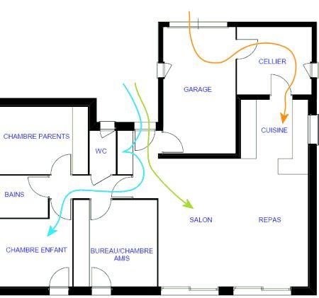 comme un architecte logiciel gratuit de plans de maisons