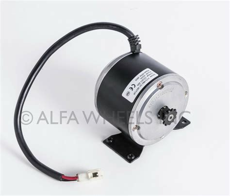 e scooter motor 500w 24v electric scooter motor xyd 6b2 currie technologies for izip 450 ebay