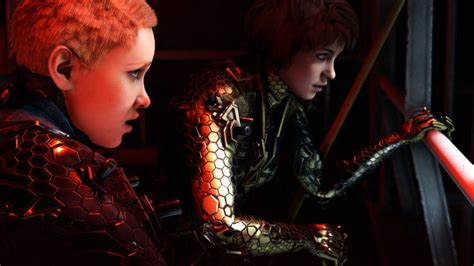 wolfenstein youngblood will lots of similarities to dishonored in level design says dev
