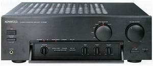 Kenwood Stereo Amplifier