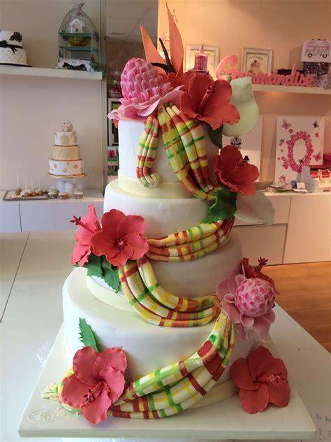 wedding cake exotique ma boite  gateau cake designer