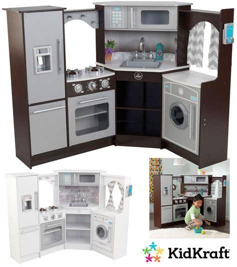 Cozinha de Brinquedo Ultimate Corner Play Kitchen com
