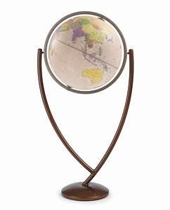 Globe Terrestre Sur Pied : zoffoli globe terrestre sur pied avec un design moderne colombo 50 cm abonomobels ~ Teatrodelosmanantiales.com Idées de Décoration