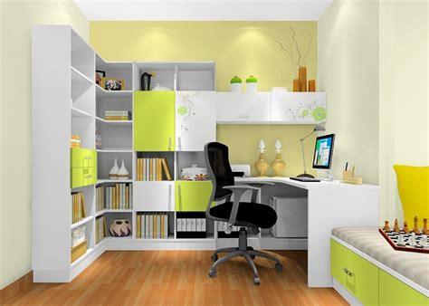 Study Of Interior Design by Presents A Minimalist Study Room Interiors Design