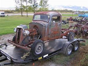 Reel Rods Inc   Scored Me A 1937 Chevy Pickup On Sunday