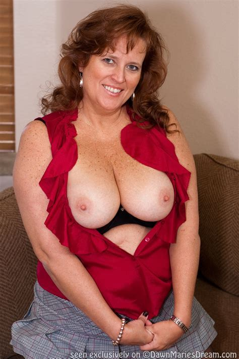 Milf Redhead Dawn Marie Only Nudesxxx