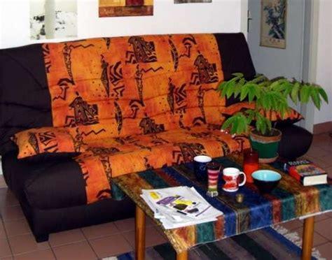 canapé style africain clic clac modèle de conforama à strasbourg meubles