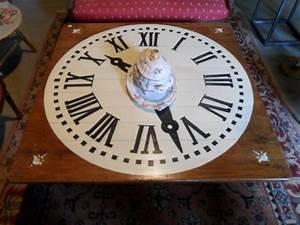 Table Basse Horloge : table basse horloge table basse horloge ~ Teatrodelosmanantiales.com Idées de Décoration