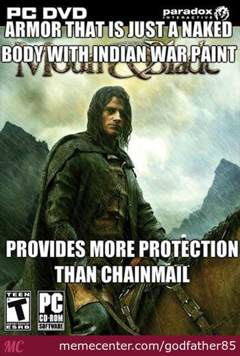 Mount And Blade Memes - mount and blade logic by godfather85 meme center