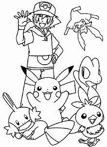 Pokemon Ausmalbilder 3 Ausmalbilder Gratis