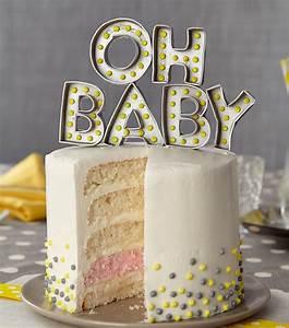 Baby Reveal Cake - JoAnn JOANN