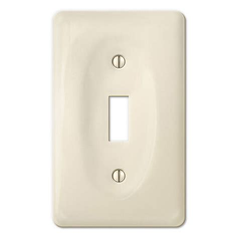 biscuit porcelain switchplate ceramic outlet