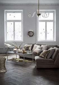 3 idees pour decorer son salon a noel les projets With bien decorer son salon