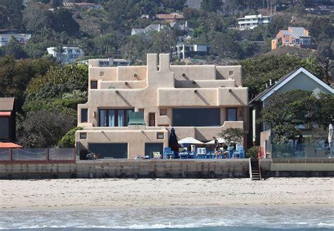 Malibu Beach Homes Zimbio
