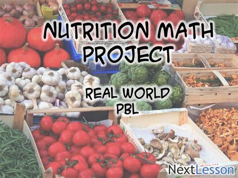 nutrition math information media literacy technology