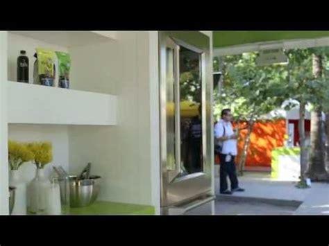 promotion ge monogram fully integrated glass door refrigerator youtube