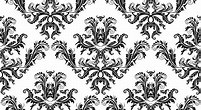 Damask Pattern Vector Free wallpapers (1600 x 880 ...