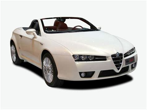 Alfa Romeo Spider Diesel Convertible On Finance Or Lease