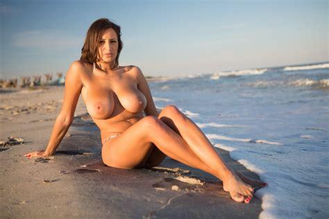 sensual jane topless beach