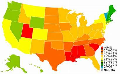 Church Attendance State Religion Facts Maps Insightful