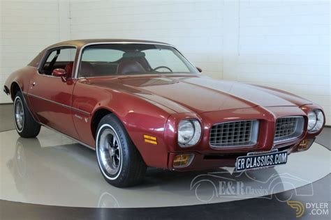 Classic 1973 Pontiac Firebird Esprit Coupe For Sale #3187