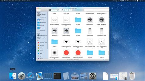 Get A 3d Dock Again In Os X Yosemite (or A Transparent