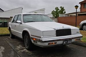 1989 Chrysler New Yorker - Pictures