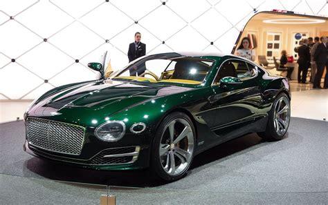 Bentley Exp  S D