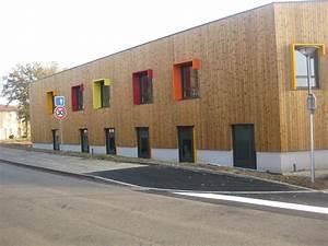 Architecte La Roche Sur Yon : la roche sur yon 85 ehpad tapon conceptic 39 art ~ Nature-et-papiers.com Idées de Décoration