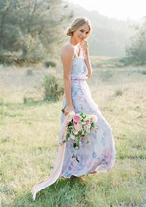 21 beautiful floral wedding dresses to inspire onefabdaycom With floral dresses for wedding