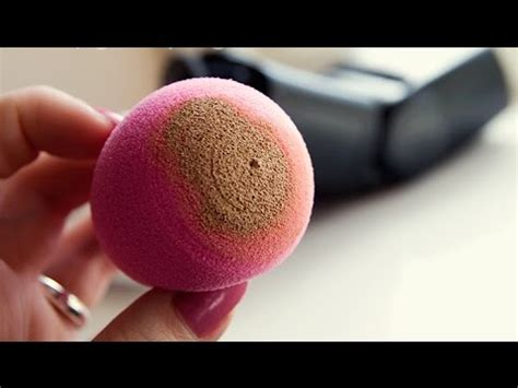 mold   clean  beauty blender youtube