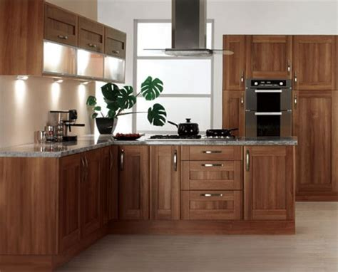 contemporary walnut kitchen cabinets the benefits of birch wood cabinets for your kitchen in 5750