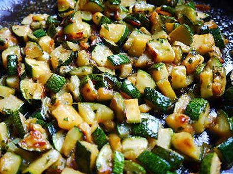 cuisiner courgette poele idées d 39 images à la maison