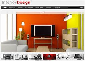 Interior design template templates dmxzonecom for Interior design templates free download