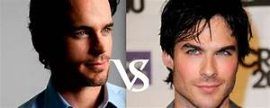 '50 sombras de Grey': ¿Matt Bomer o Ian Somerhalder para ...