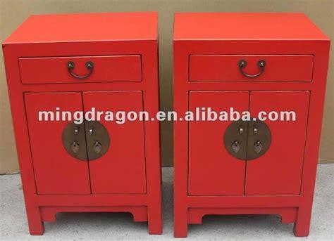 table de chevet asiatique chinois reproduction blanc chevet armoire meubles en bois id de produit 579753950