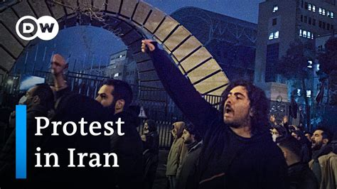 Iran faces renewed protests over plane takedown ...