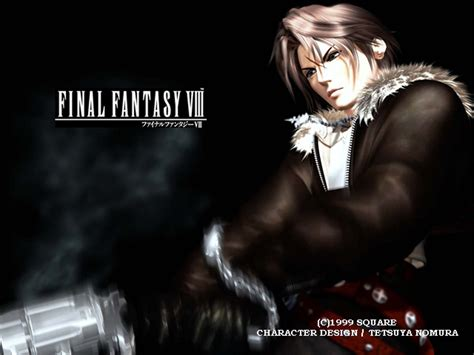 Squall Leonhart From Final Fantasy Viii Cosplay