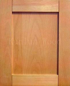 China Kitchen Cabinet Door (Candlelight Beech Shaker