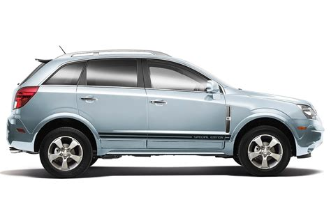 2012 Chevrolet Captiva Sport Warning Reviews  Top 10 Problems