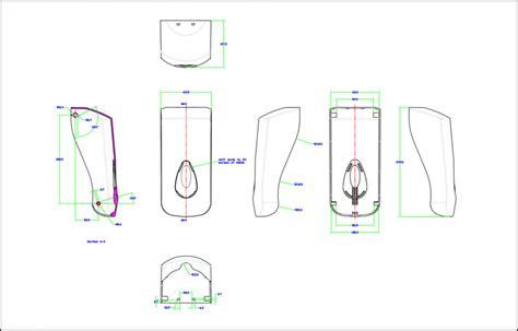 progettazione meccanica dispense progettazione su misura brightwell dispenser di sapone e