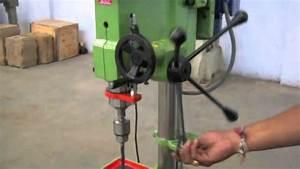 Pillar Drill Machine By Bhavyamachinetools Com