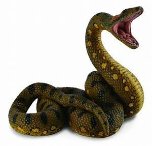 *NEW* CollectA 88688 Green Anaconda Snake 8.6cm   eBay