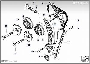 E60 - Timing Belt Or Chain  - 5series Net
