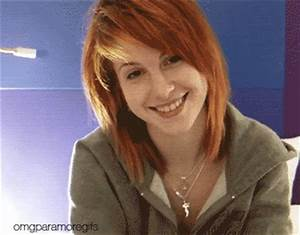 beautiful, girl, hair, hayley, paramore - animated gif ...