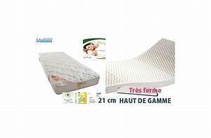 Matelas Très Haut De Gamme : matelas latex haut de gamme tr s ferme ~ Melissatoandfro.com Idées de Décoration