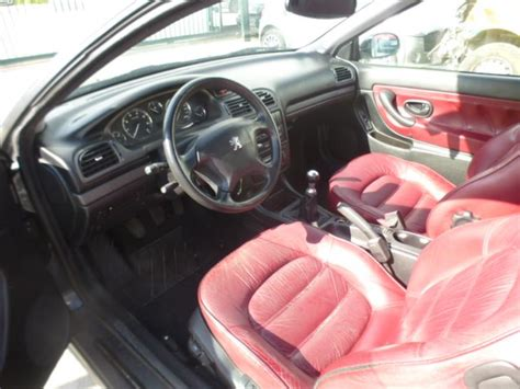 interieur complet peugeot 406 coupe phase 1 essence