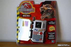 Jurassic Park III Dino Dex Jurassic Toys