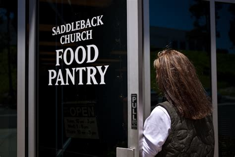 saddleback church food pantry grilled jalapeno mint shrimp with hominy succotash a
