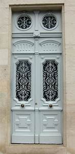 porte entree double battant cobtsacom With porte d entrée pvc avec meuble teck salle de bain ikea